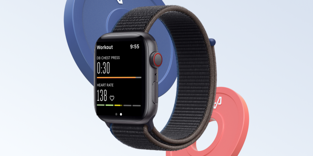 AI Gym 'Tempo' Announces Integration With Apple Watch