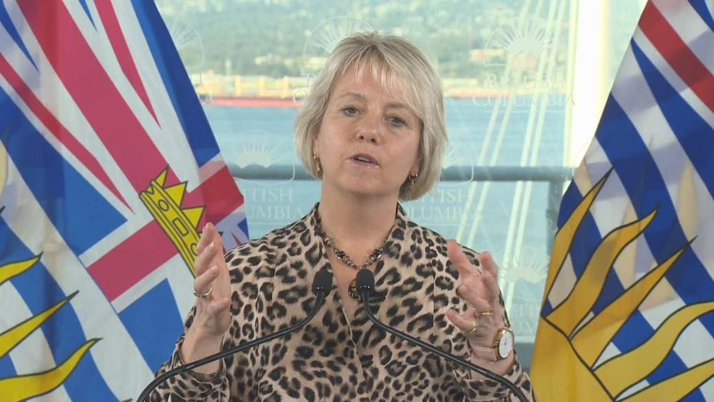 Click to play video: 'B.C. announces expansion of vaccine mandate for health care workers'